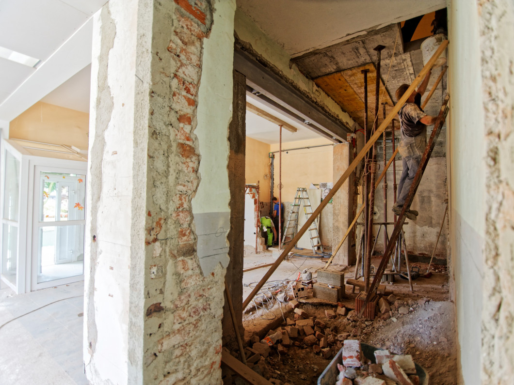 When is small demolition work a good choice?